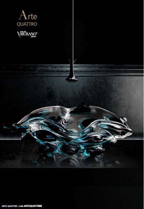 GlassDesign umywalka szklana   Warsaw Design Salon Warszawa