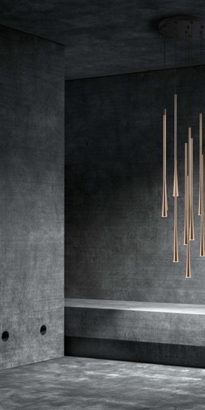 Light Point lampa wisząca   sufitowa Warsaw Design Salon Warszawa