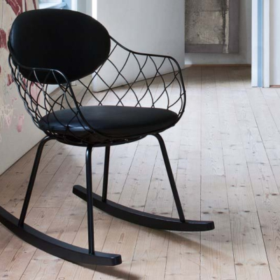 Magis krzesło bujane Warsaw   Design Salon Warszawa