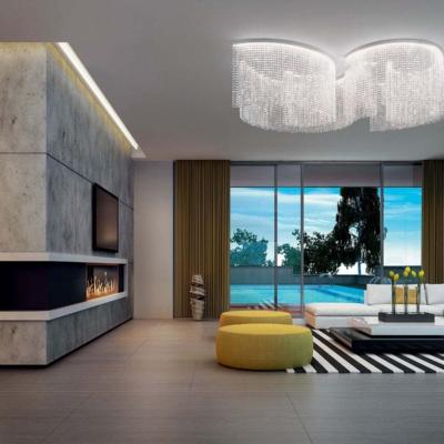 Masiero galassia żyrandol   lampa wisząca plafon Warsaw Design Salon Warszawa
