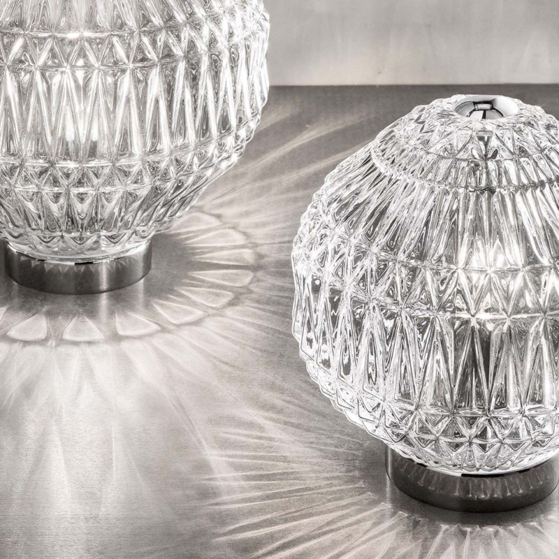 Masiero lampka krysztalowa   Warsaw Design Salon Warszawa