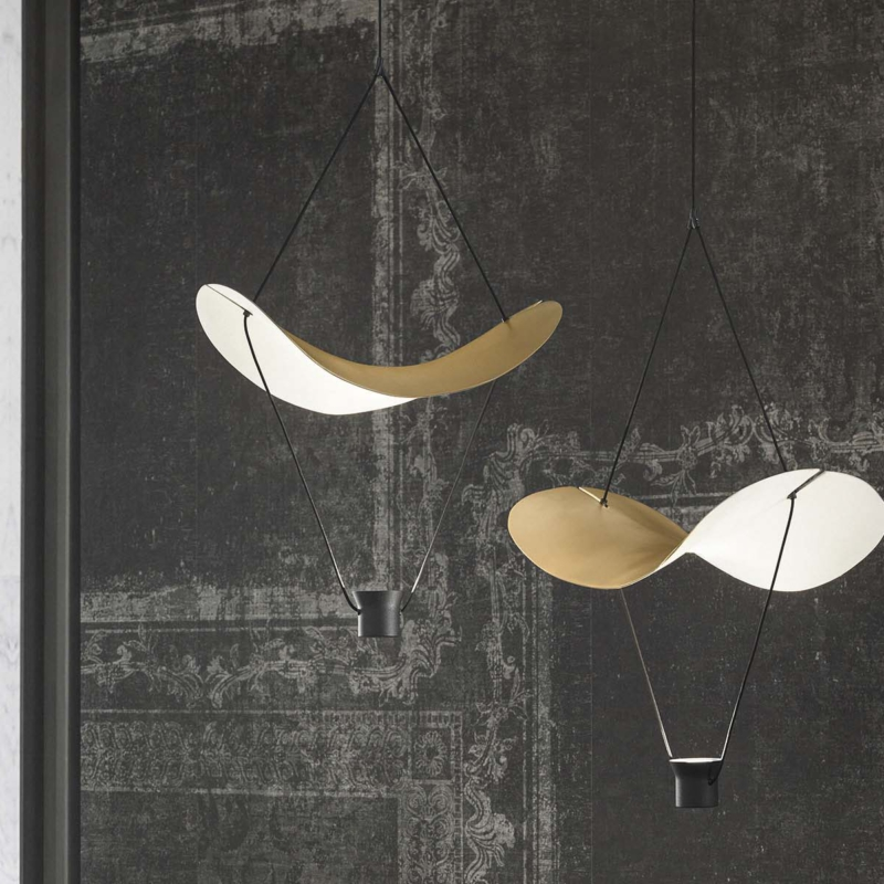 Masiero volee lampa wisząca   Warsaw Design Salon Warszawa