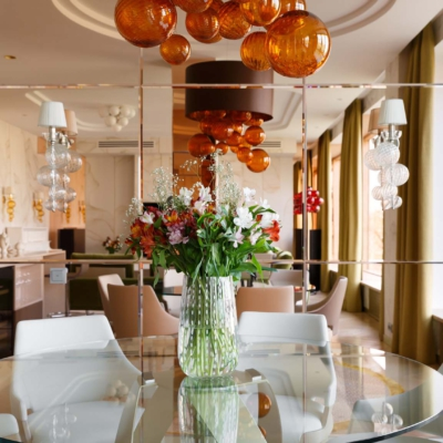 Multiforme lampa wisząca   Particolare Absolute spenta cucina Warsaw Design Salon Warszawa