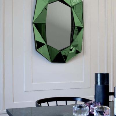 REFLECTION COPENHAGEN lustro   diamentowe duże Warsaw Design Salon Warszawa