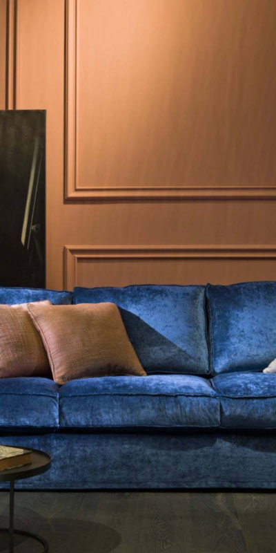 Villevenete long island sofa   Warsaw Design Salon Warszawa