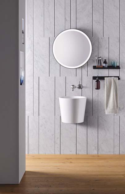 alape wyposazenie łazienki   lustro umywalka Warsaw Design Salon Warszawa