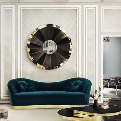 byKOKET kelly sofa lustro   Warsaw Design Salon Warszawa
