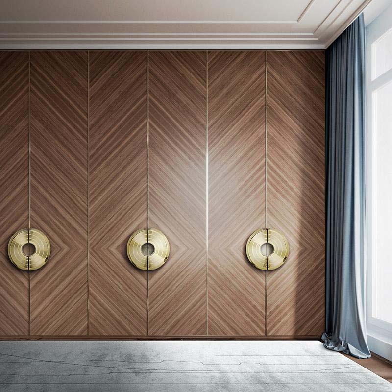pullcast klamki do mebli   Warsaw Design Salon Warszawa