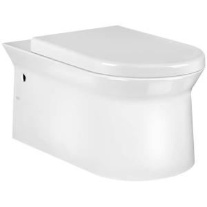 Gessi CONO SANITARY 45933 Misa WC wiszaca z ceramiki White Europe Ceramic pojemnosc 6 litrow wiele kolorow 518 Biały Europe Ceramic 531 532
