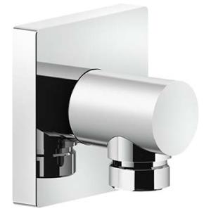 Gessi EMPORIO SHOWER 47369 Przylacze weza prysznicowego 1 2 wiele kolorow 031 Chrom 149 Finox 299 Czarny XL