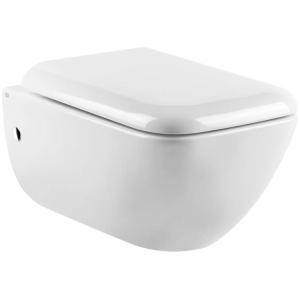 Gessi GOCCIA SANITARY 39113 Misa WC wiszaca z ceramiki White Europe Ceramic pojemnosc 6 litrow wiele kolorow 518 Biały Europe Ceramic 531 532