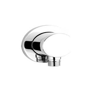 Gessi OVALE 23169 Przylacze weza prysznicowego 1 2 wiele kolorow 031 Chrom 149 Finox 279 Biały CN 299 Czarny XL