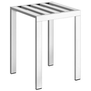 Gessi RETTANGOLO ACCESSORIES 20981 Krzeslo wiele kolorow 031 Chrom 079 Biały CN 099 Czarny XL 149 Finox 706 Czarny Metal PVD 707 Czarny metal szczotkowany PVD 708 Miedź szczotkowana PVD