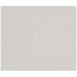 Marburg Domotex  30902  Tapeta pionowe nieregularne prążki perłowy połysk jasny szary szary beżowy perłowy wypukłe prążki tapeta o szerokości 75 cm  i długości 10 m  tekstylna winylowa