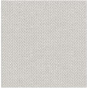 Wallquest Barclay Butera  WBP10202 Tapeta drobna cegiełka jodełka klepka wzór geometryczny szary niebieski biały tapeta o szerokości 52 cm  i długości 10 m  winylowa